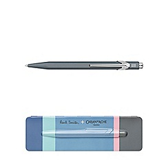 Caran D'Ache - Slate grey 'Paul Smith 849' ball pen