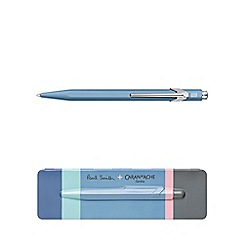 Caran D'Ache - Sky blue 'Paul Smith 849' ball pen