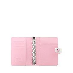 Filofax - Blue & pink 'Butterflies' pocket organiser