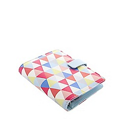 Filofax - Multi-coloured 'Geometric' pocket organiser