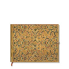 Paperblanks - 'Gold Inlay' unlined guest book