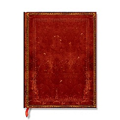 Paperblanks - Red 'Venetian' ultra lined journal