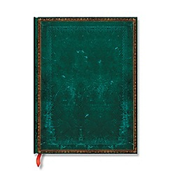 Paperblanks - Green 'Viridian' ultra lined journal