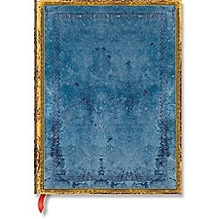 Paperblanks - Blue 'Riviera' ultra lined journal