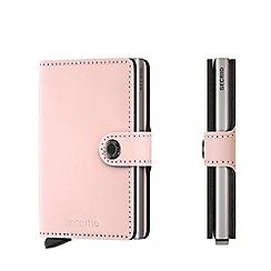 Secrid - Matte pink 'Miniwallet'