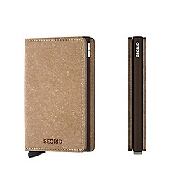 Secrid - Recycled natural 'Slimwallet'