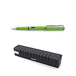 Lamy - Green 'Safari' fountain pen