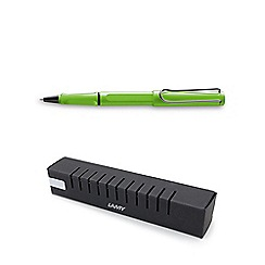 Lamy - Green 'Safari' Rollerball
