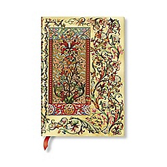 Paperblanks - Yellow florentine tuscan sun midi lined journal