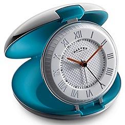 Dalvey - Teal 'Capsule' clock