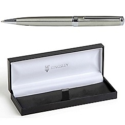 Kingsley - Chrome 'Gateway' ball pen
