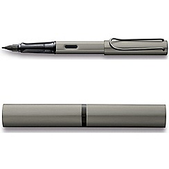 Lamy - Grey 'Ruthenium Lx' fountain pen
