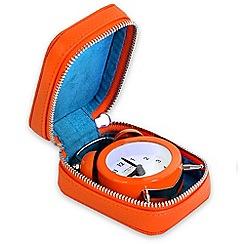 Campo Marzio - Orange Travel clock