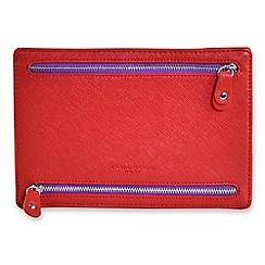 Campo Marzio - Cherry Red Currency Holder