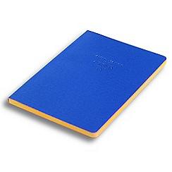 Campo Marzio - Ocean Blue 16.5 x 23.4cm Blue Paper Journal