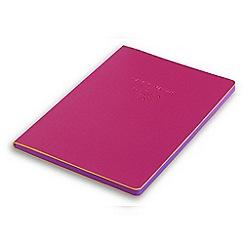 Campo Marzio - Hot Pink 16.5 x 23.4cm Purple Paper Journal