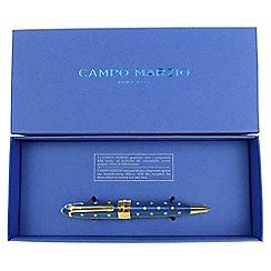 Campo Marzio - Petrol Blue GT Mipo Ball Pen