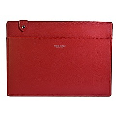 Campo Marzio - Cherry Red Japanese Document Holder Double
