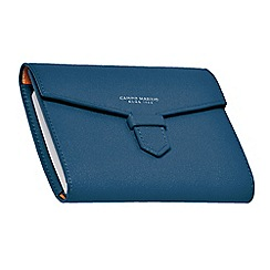 Campo Marzio - Ocean Blue Medium Covered Journal