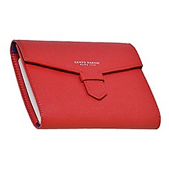 Campo Marzio - Cherry Red Medium Covered Journal