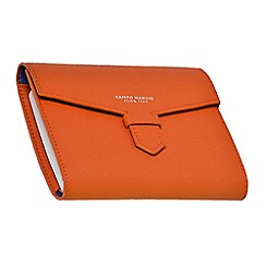 Campo Marzio - Orange Medium Covered Journal