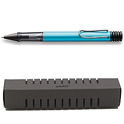 Lamy - Pacific blue al star ball pen