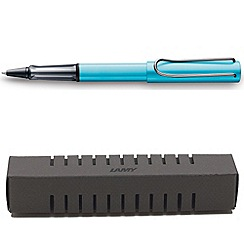 Lamy - Pacific blue al star roller ball