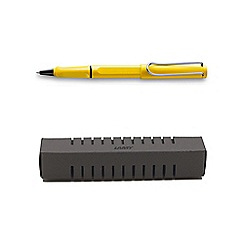 Lamy - Yellow safari rollerball