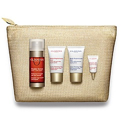 Clarins - Double Serum & Extra-Firming 'Expert Age Control' Christmas gift set