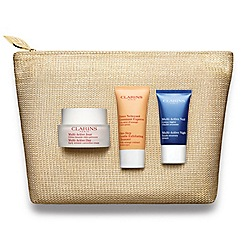 Clarins - Multi-Active 'Skin Smoothers' Christmas gift set