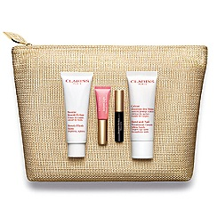 Clarins - Beauty and Radiance  Beauty Essentials  Christmas gift set - Debenhams Exclusive