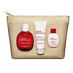 Clarins - Eau Dynamisante 'Wake-Up Treats' Christmas gift set