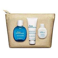 Clarins - Eau Ressourçante 'Pure Pleasures' Christmas gift set