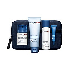 Clarins - Clarinsmen Face 'Grooming Essentials' Christmas gift set