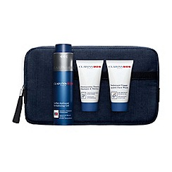 Clarins - Clarinsmen Age Control Programme 'Energizing Experts' Christmas gift set