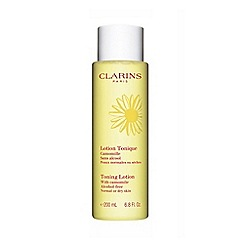 Clarins - Toning Lotion - 'Dry/Normal Skin' 200ml
