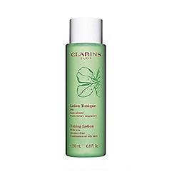 Clarins - Toning Lotion - 'Combination/Oily Skin' 200ml
