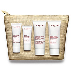 Clarins - Face And Body Care  Skin Care Heroes Christmas gift set