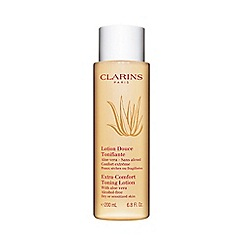 Clarins - 'Extra-Comfort' toning lotion 200ml