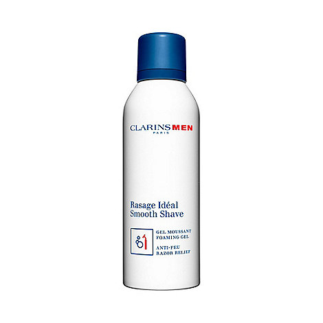 Clarins - +ClarinsMen+ smooth shave foaming gel 150ml