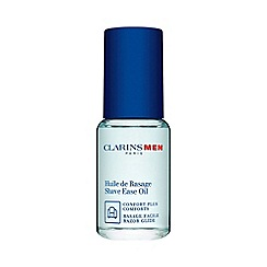 Clarins - ClarinsMen Shave Ease Two-in-One Oil 15ml