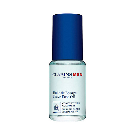 Clarins - +ClarinsMen+ shave ease two-in-one oil 15ml