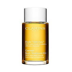 Clarins - Contouring and strengthening body treatment oil 100ml