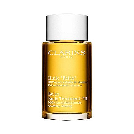 Clarins - +Relax+ body treatment oil 100ml