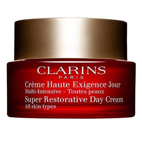 Clarins - +Super Restorative+ day cream 50ml