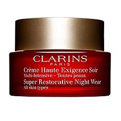 Clarins - Super Restorative Night Wear 50ml