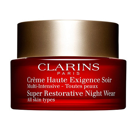 Clarins - Super Restorative Night Wear 50ml