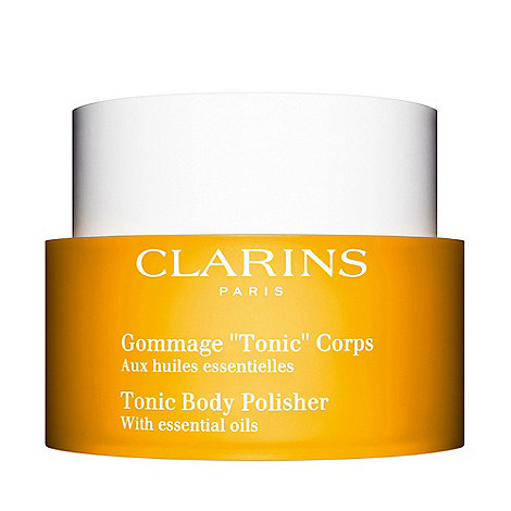 Clarins - Toning body polisher 250g
