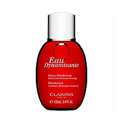 Clarins - Eau Dynamisante Fragranced Gentle Deodorant 100ml