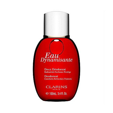 Clarins - +Eau Dynamisante+ fragranced gentle deodorant 100ml